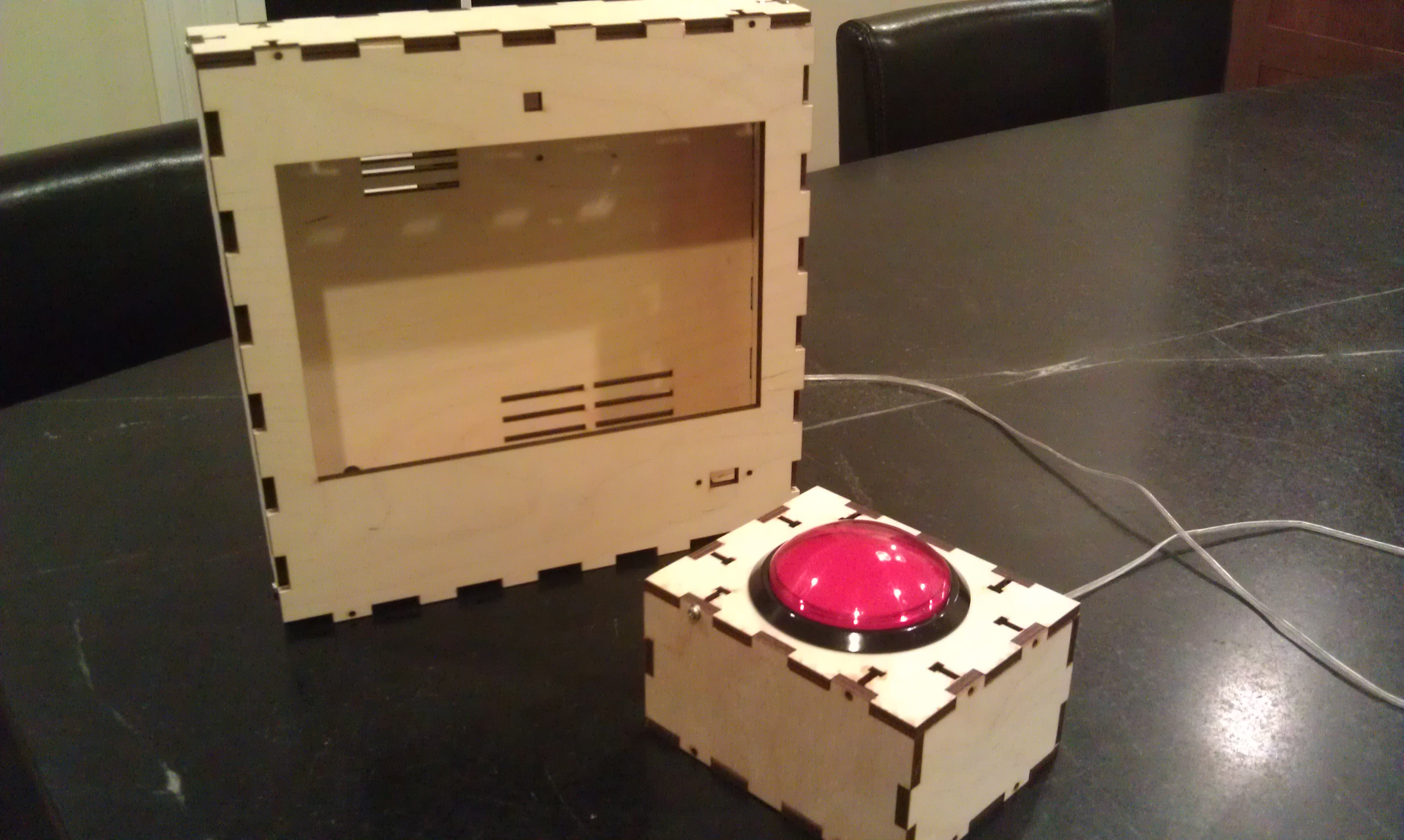 Lasercut box